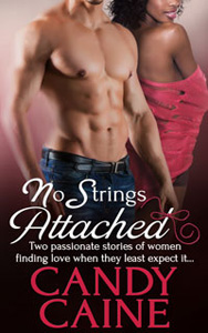 No Strings Attached Cover